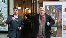 Vaření piva v Plzni - Restaurace U Pinkasů 1