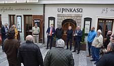 Kontakt - Restaurant U Pinkasu 1