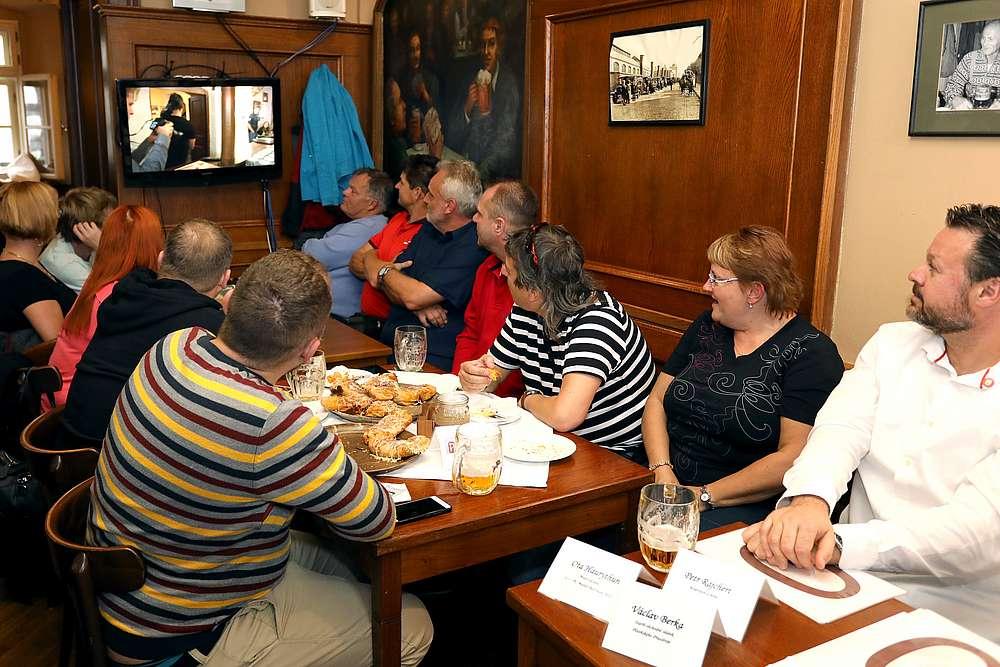 Akce u Pinkasů 4 Restaurace U Pinkasů
