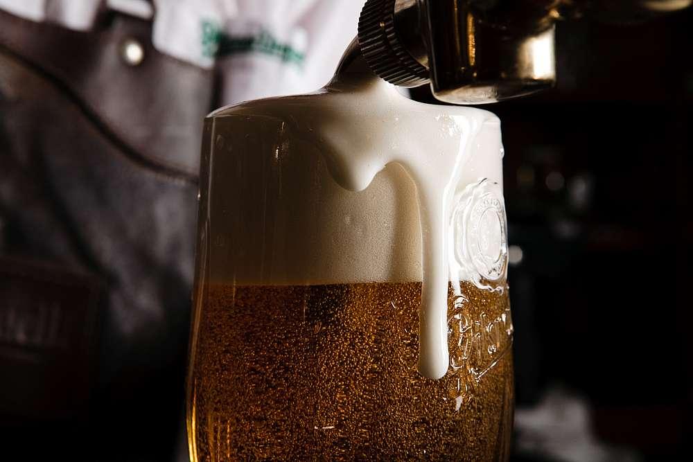 Der altböhmische Bierspiegel 1 Restaurant U Pinkasu