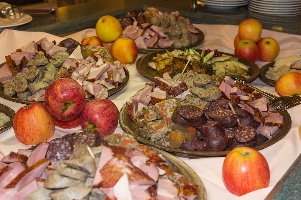 Svatomartinská husa U Pinkasů 5 Restaurace U Pinkasů