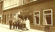 """Restaurant U Pinkasu - Die Geschichte des Restaurants """"U Pinkasu"""" - 1"""