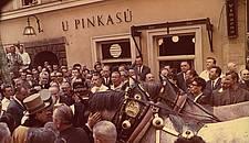 """Restaurant U Pinkasu - Die Geschichte des Restaurants """"U Pinkasu"""" - 2"""