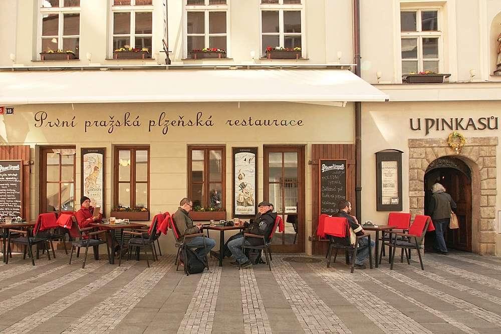 Ресторан Ресторан U Pinkasu